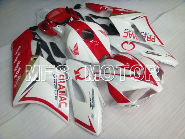 Honda CBR1000RR 2004-2005 Injection ABS Fairing - PRAMAC - White Red - MFS2528