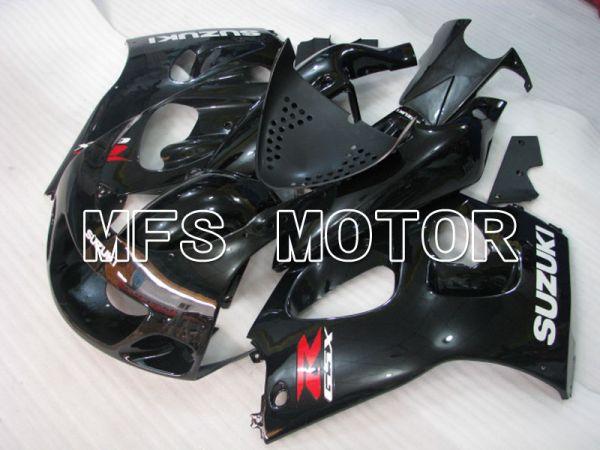 Suzuki GSXR600 1997-2000 ABS Fairing - Factory Style - Black - MFS2533