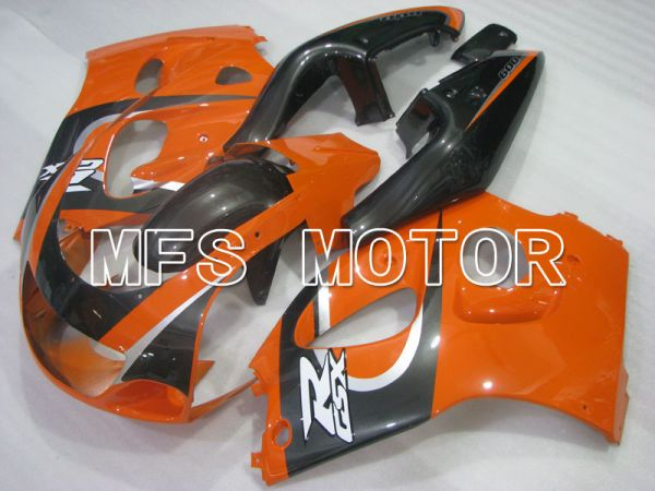 Suzuki GSXR600 1997-2000 ABS Fairing - Factory Style - Gray Orange - MFS2538