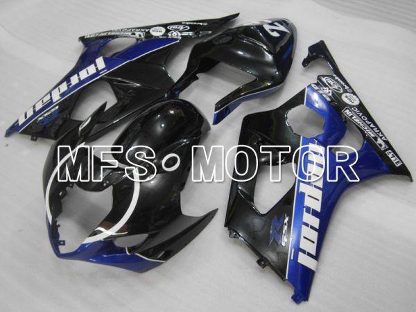 Suzuki GSXR1000 2003-2004 Injection ABS Fairing - Jordan - Black Blue - MFS2582