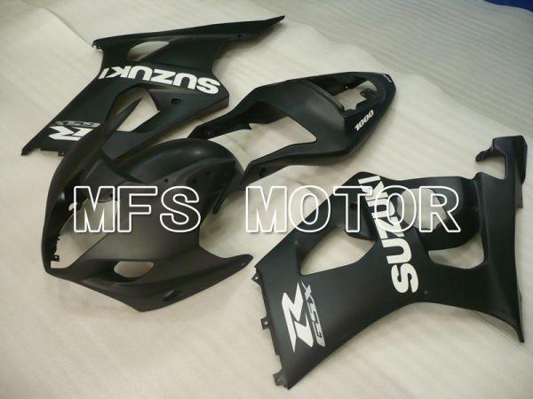 Suzuki GSXR1000 2003-2004 Injection ABS Fairing - Factory Style - Black Matte - MFS2587