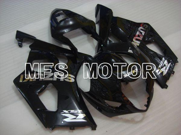 Suzuki GSXR1000 2003-2004 Injection ABS Fairing - Factory Style - Black - MFS2588