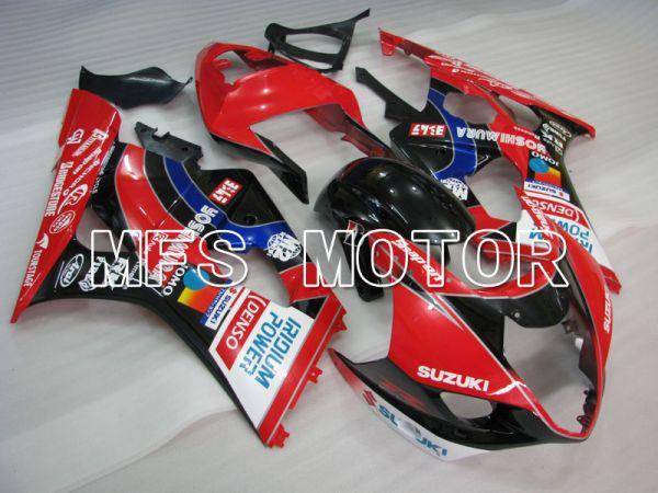 Suzuki GSXR1000 2003-2004 Injection ABS Fairing - YOSHIMURA - Black Red - MFS2606