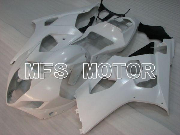 Suzuki GSXR1000 2003-2004 Injection ABS Fairing - Factory Style - White - MFS2610