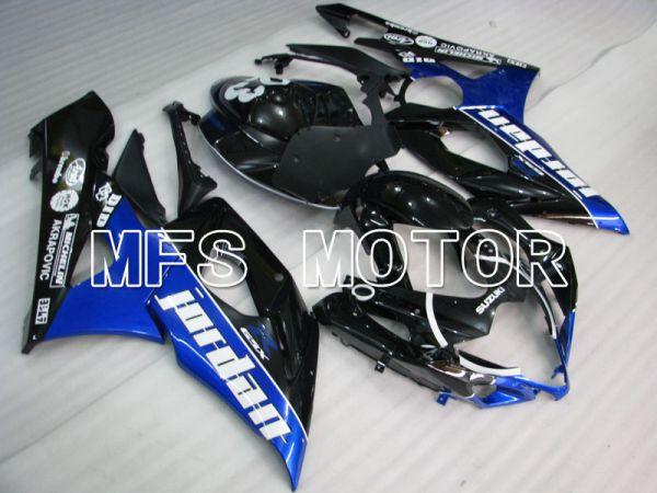 Suzuki GSXR1000 2005-2006 Injection ABS Fairing - Jordan - Blue Black - MFS2630