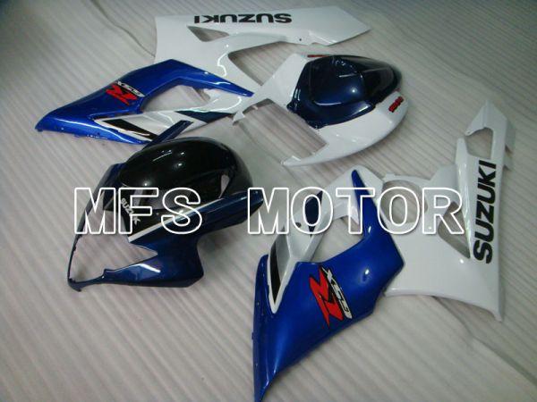 Suzuki GSXR1000 2005-2006 Injection ABS Fairing - Factory Style - Blue White - MFS2634