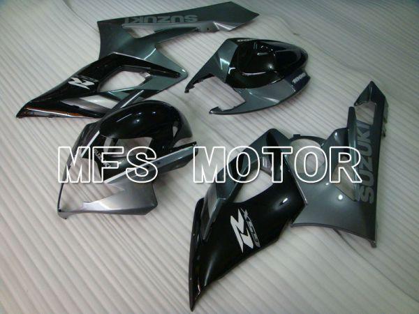 Suzuki GSXR1000 2005-2006 Injection ABS Fairing - Factory Style - Black Gray - MFS2638