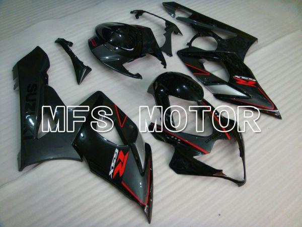 Suzuki GSXR1000 2005-2006 Injection ABS Fairing - Factory Style - Black - MFS2640
