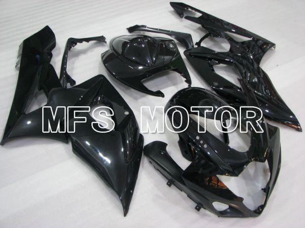 Suzuki GSXR1000 2005-2006 Injection ABS Fairing - Factory Style - Black - MFS2641