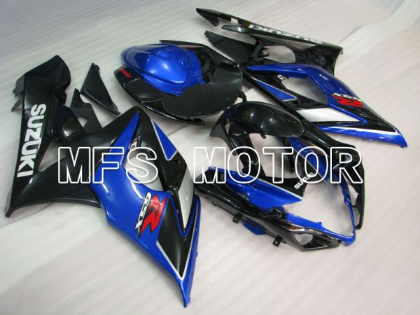 Suzuki GSXR1000 2005-2006 Injection ABS Fairing - Factory Style - Blue Black - MFS2642