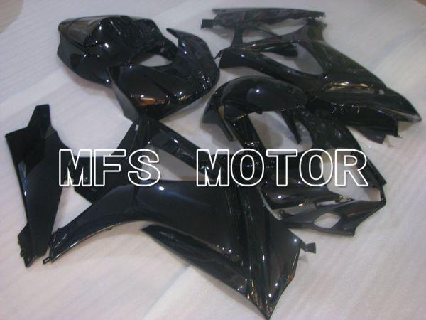 Suzuki GSXR1000 2007-2008 Injection ABS Fairing - Factory Style - Black - MFS2667
