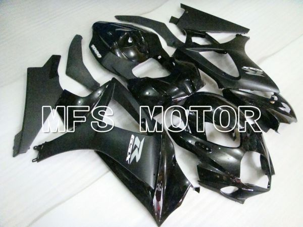 Suzuki GSXR1000 2007-2008 Injection ABS Fairing - Factory Style - Black - MFS2702