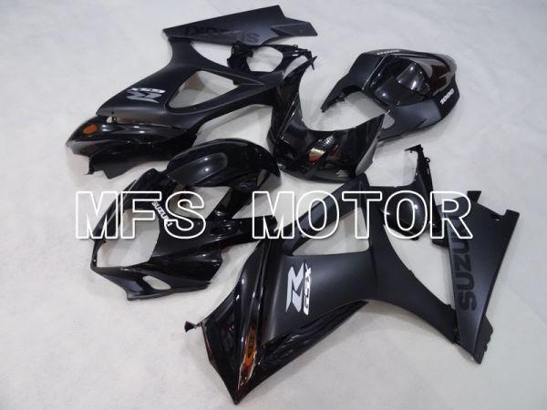 Suzuki GSXR1000 2007-2008 Injection ABS Fairing - Factory Style - Black - MFS2703