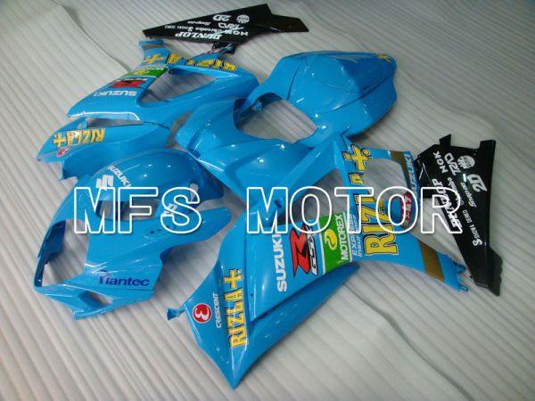 Suzuki GSXR1000 2007-2008 Injection ABS Fairing - Rizla+ - Blue - MFS2705