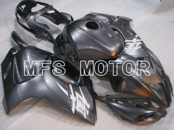 Suzuki GSXR1300 Hayabusa 2008-2015 Injection ABS Fairing - Fatcory - Gray - MFS2751