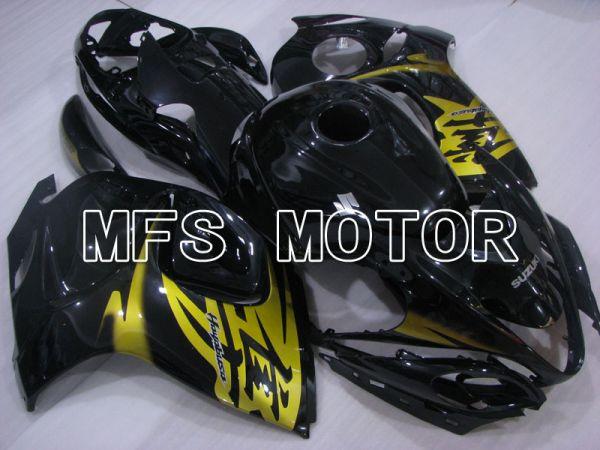 Suzuki GSXR1300 Hayabusa 2008-2015 Injection ABS Fairing - Fatcory - Black - MFS2762