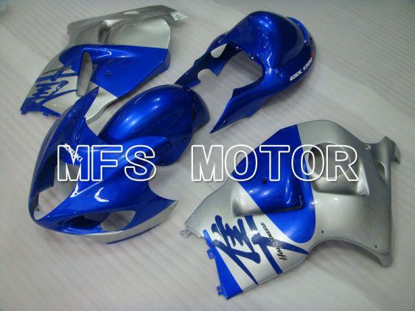 Suzuki GSXR1300 Hayabusa 1999-2007 Injection ABS Fairing - Factory Style - Blue Silver - MFS2775