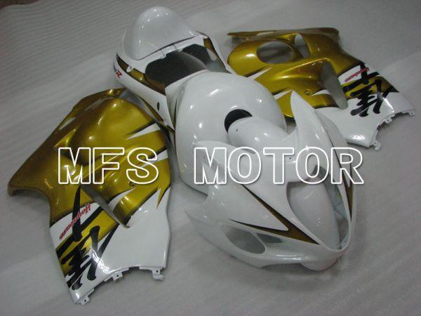 Suzuki GSXR1300 Hayabusa 1999-2007 Injection ABS Fairing - Factory Style - White Gold - MFS2792