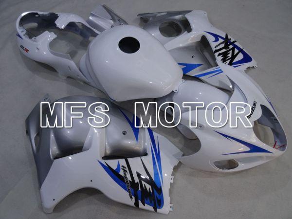 Suzuki GSXR1300 Hayabusa 1999-2007 Injection ABS Fairing - Factory Style - White - MFS2813