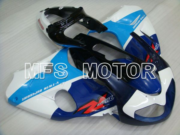 Suzuki TL1000R 1998-2003 Injection ABS Fairing - Factory Style - Blue White - MFS2817