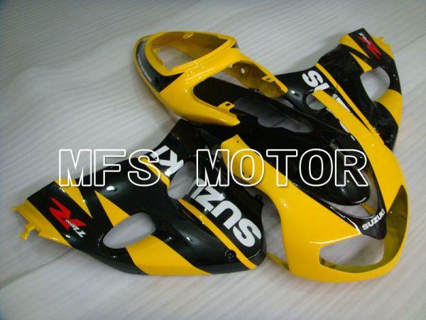 Suzuki TL1000R 1998-2003 Injection ABS Fairing - Factory Style - Black Yellow - MFS2818