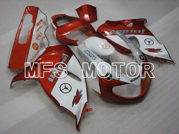 Suzuki TL1000R 1998-2003 Injection ABS Fairing - Jordan - Orange White - MFS2821