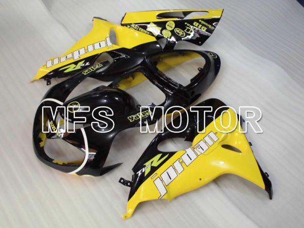 Suzuki TL1000R 1998-2003 Injection ABS Fairing - Jordan - Black Yellow - MFS2822