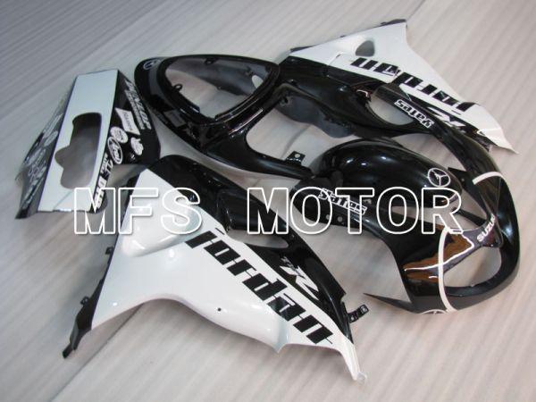 Suzuki TL1000R 1998-2003 Injection ABS Fairing - Jordan - Black White - MFS2825