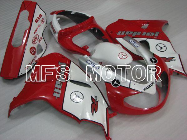 Suzuki TL1000R 1998-2003 Injection ABS Fairing - Jordan - Red White - MFS2831