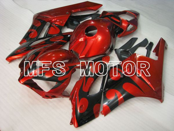 Honda CBR1000RR 2004-2005 Injection ABS Fairing - Others - Red Black - MFS2847