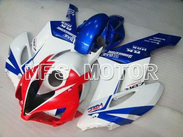 Honda CBR1000RR 2004-2005 Injection ABS Fairing - Others - White Red Blue - MFS2850