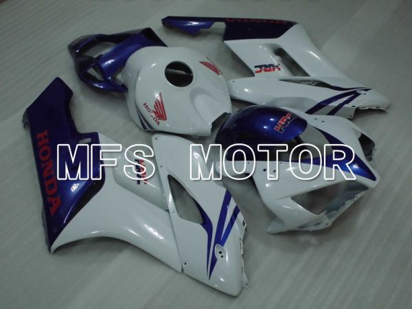 Honda CBR1000RR 2004-2005 Injection ABS Fairing - HRC - White Blue - MFS2851