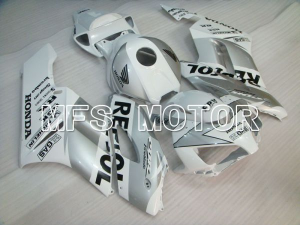 Honda CBR1000RR 2004-2005 Injection ABS Fairing - Repsol - White - MFS2857