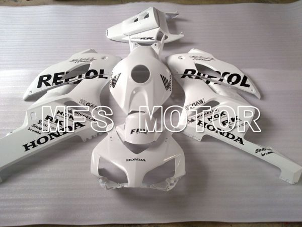 Honda CBR1000RR 2004-2005 Injection ABS Fairing - Repsol - White - MFS2858