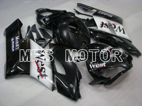 Honda CBR1000RR 2004-2005 Injection ABS Fairing - West - Black - MFS2860