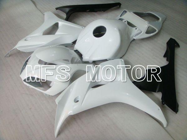 Honda CBR1000RR 2006-2007 Injection ABS Fairing - Factory Style - White - MFS2861