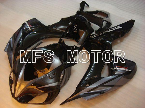 Honda CBR1000RR 2006-2007 Injection ABS Fairing - Factory Style - Black - MFS2865
