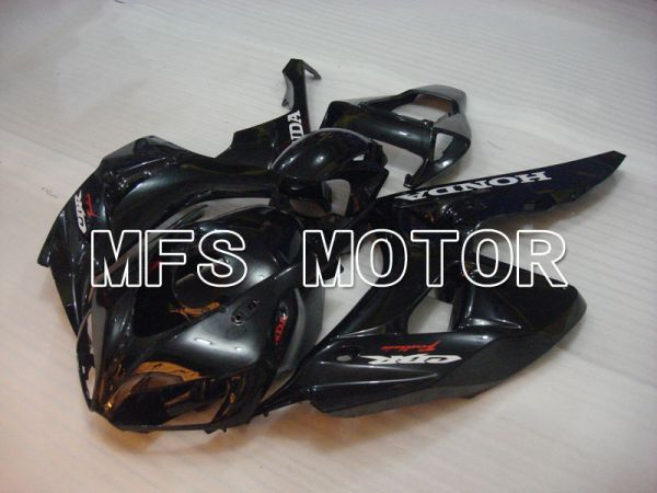 Honda CBR1000RR 2006-2007 Injection ABS Fairing - Factory Style - Black - MFS2868