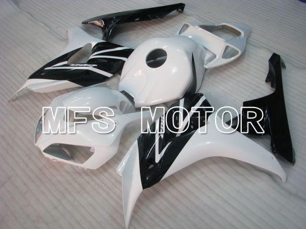Honda CBR1000RR 2006-2007 Injection ABS Fairing - Factory Style - Black White - MFS2873