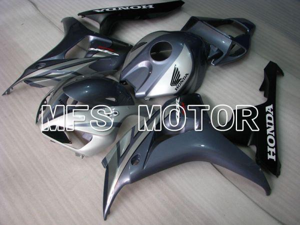 Honda CBR1000RR 2006-2007 Injection ABS Fairing - Factory Style - Gray - MFS2878