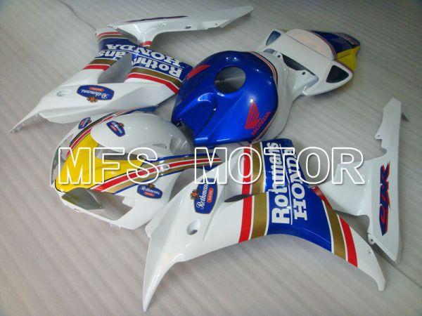 Honda CBR1000RR 2006-2007 Injection ABS Fairing - Rothmans - Blue White - MFS2902