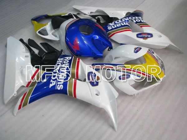 Honda CBR1000RR 2006-2007 Injection ABS Fairing - Rothmans - Blue White - MFS2903