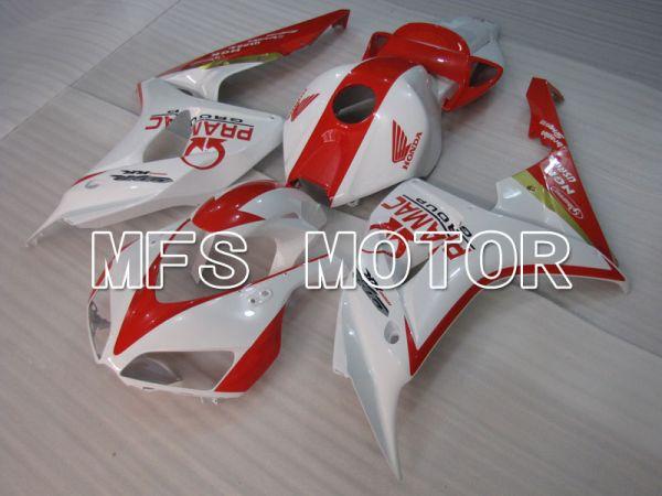 Honda CBR1000RR 2006-2007 Injection ABS Fairing - PRAMAC - Red White - MFS2906