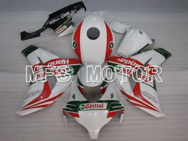 Honda CBR1000RR 2008-2011 Injection ABS Fairing - Castrol - Red White - MFS2938