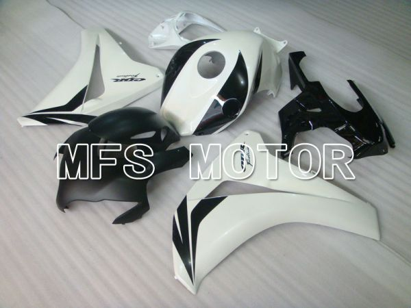 Honda CBR1000RR 2008-2011 Injection ABS Fairing - Factory Style - Black White - MFS2942