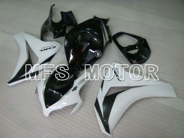 Honda CBR1000RR 2008-2011 Injection ABS Fairing - Factory Style - Black White - MFS2947