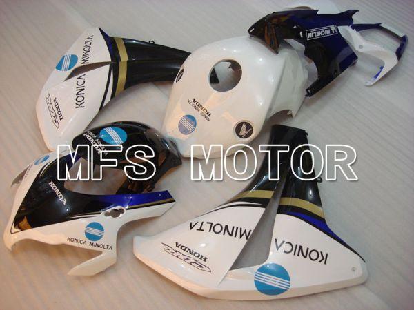 Honda CBR1000RR 2008-2011 Injection ABS Fairing - Konica Minolta - Black White - MFS2951