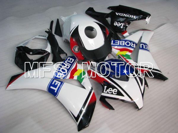 Honda CBR1000RR 2008-2011 Injection ABS Fairing - Eurobet - Black Blue White - MFS2953