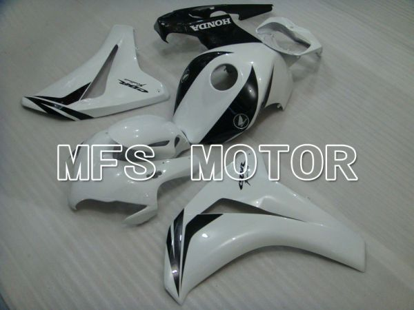 Honda CBR1000RR 2008-2011 Injection ABS Fairing - Factory Style - Black White - MFS2956