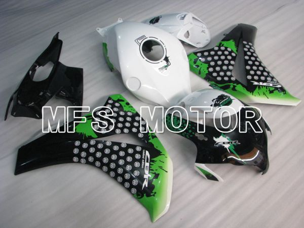 Honda CBR1000RR 2008-2011 Injection ABS Fairing - Others - Black White - MFS2962